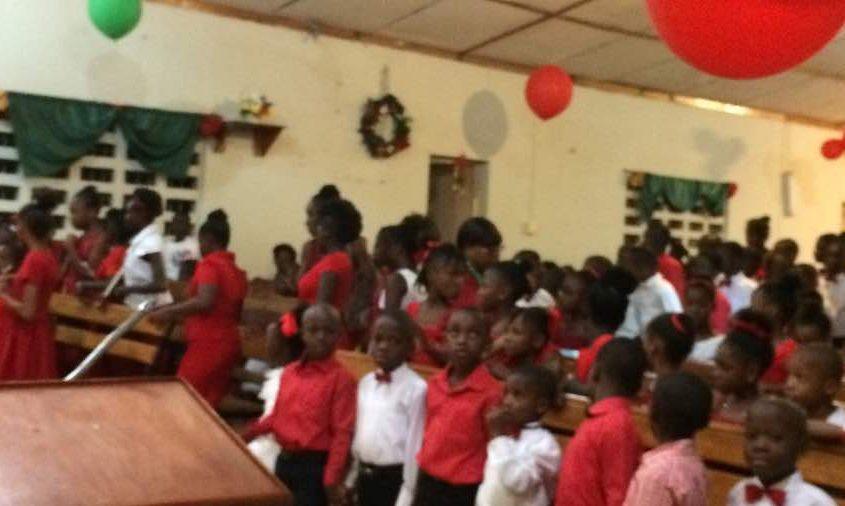 Ministerio de Misiones - Iglesia El Redentor