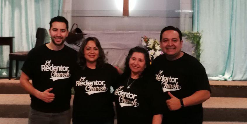 Personal - Iglesia El Redentor