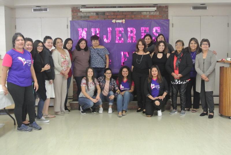 Reunión de Mujeres, Abril 2018 - Iglesia El Redentor