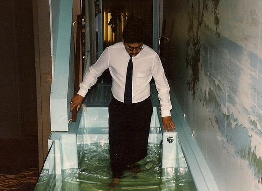 Primeros bautizos - Timeline - Iglesia El Redentor
