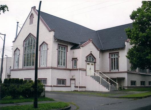 Iglesia Ruth Morton - Timeline - Iglesia El Redentor
