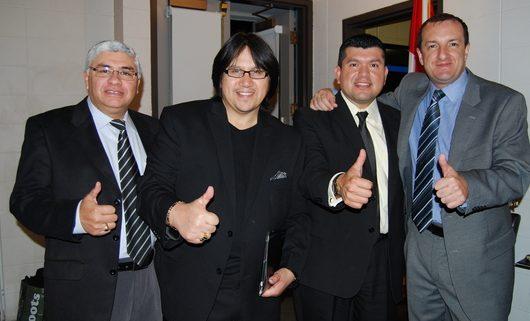 X Congreso Misionero - Timeline - Iglesia El Redentor
