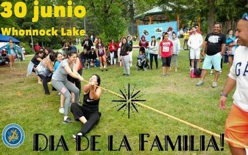 Dia de la familia - Iglesia El Redentor
