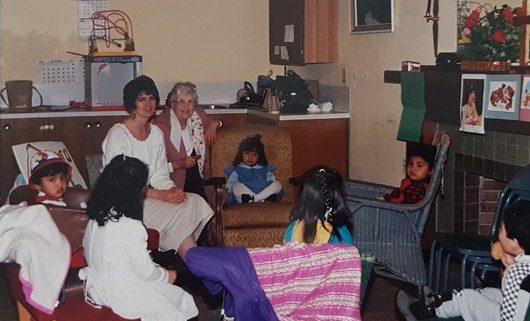 Escuela Dominical - Timeline - Iglesia El Redentor