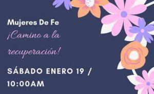 Reunion Mujeres de Fe - Iglesia El Redentor