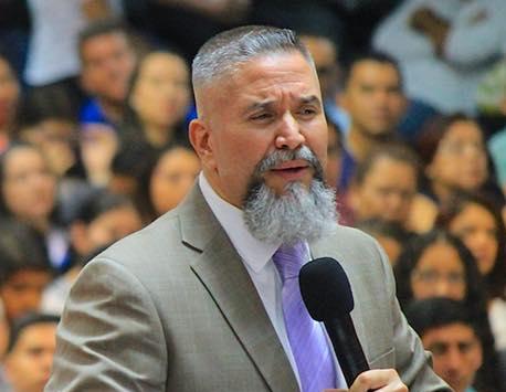 """Pastor Toby Jr - Tabernáculo Bíblico Bautista """"Amigos de Israel"""""""