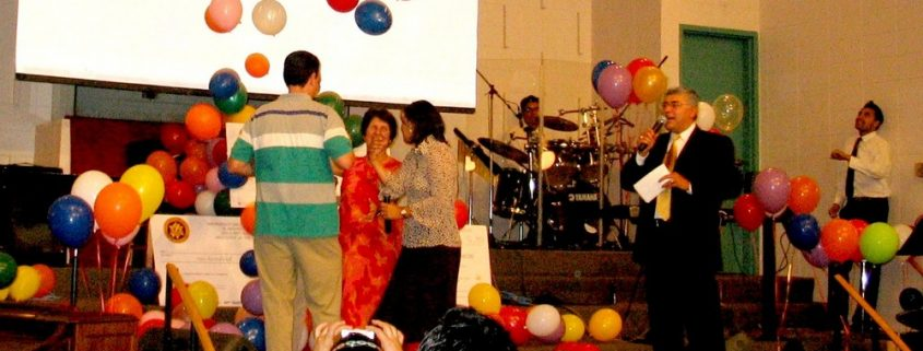 Esgrima Bíblica 2007 - Timeline - Iglesia El Redentor