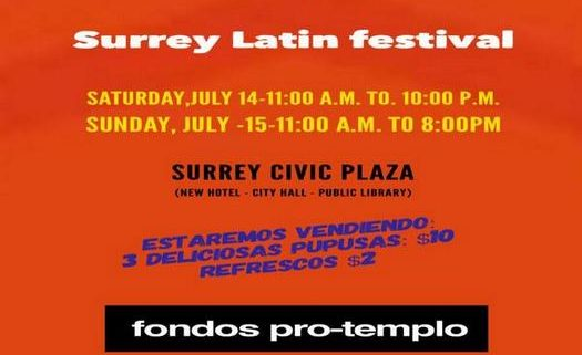 Festival Latino - Iglesia El Redentor