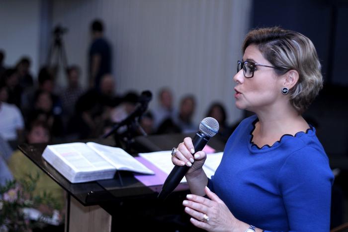 Visita de Guisell Lopez - Iglesia El Redentor