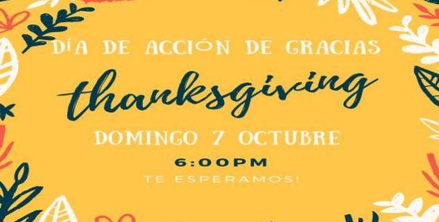 Acción de gracias - Iglesia El Redentor