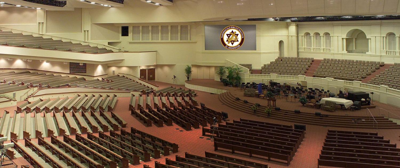 Campa Pro Templo - Iglesia El Redentor