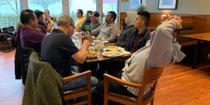 Hombres de Valor - Iglesia El Redentor