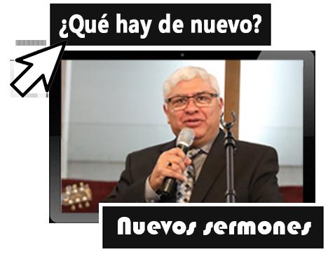 Que hay de nuevo en El Redentor - Nuevos Sermones