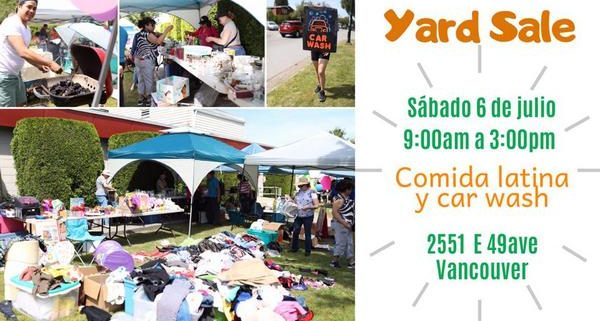 Garage sale - Iglesia El Redentor